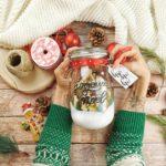 Avent en lettering #2: Décorer un pot de Noël
