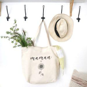 """Le grand sac ou sac de plage """"maman de…"""""""
